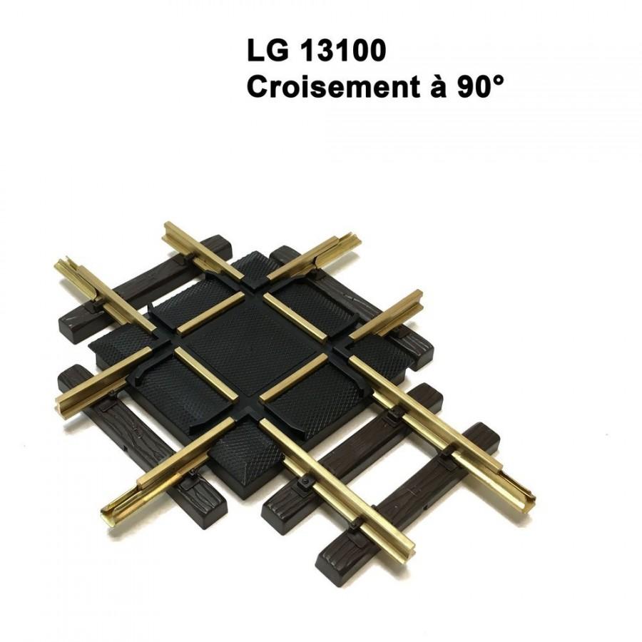 Croisement à 90 degrés-G-1/22.5-LGB 13100