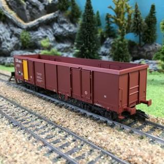 Wagon Eaos-x transport de sable ép IV SNCF-HO-1/87-LILIPUT 235602