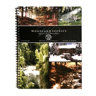 Catalogue Woodland Scenics Anglais 180 pages-WS 2018