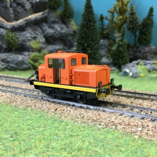 Moyse 32 TDE Industriel Orange ép IV V-HO-1/87-REE MB-088