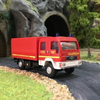 MAN Pompiers Dekon P-HO-1/87-RIETZE 68044