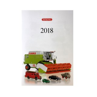 Catalogue général Wiking 2018 - 40 pages - WIKING