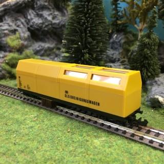 Wagon aspirateur-N 1/160-LUX MODELLBAU 9070