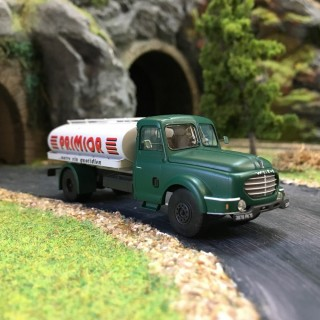 Camion Willeme citerne à vin Primior-HO-1/87-REE CB-069