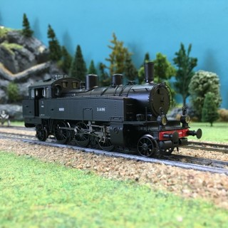 Locomotive T5 BR75 Nord ép II digitale sonore-HO-1/87-BRAWA 40190