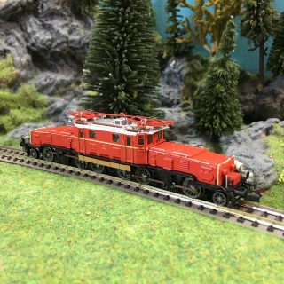 "Locomotive ""Crocodile"" 1189 ÖBB-N-1/160-JC COLLECTION 62020"
