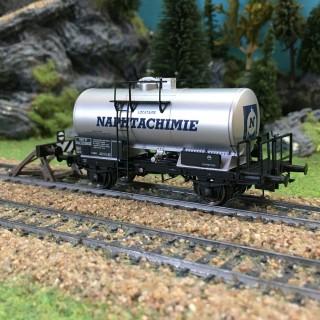 "Wagon citerne ""Naphtachimie"" ép III SNCF-HO 1/87-BRAWA 49217"