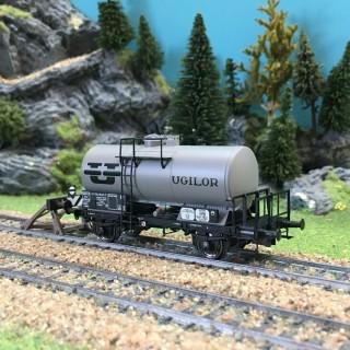 "Wagon citerne ""Ugilor"" ép III SNCF-HO 1/87-BRAWA 49208"