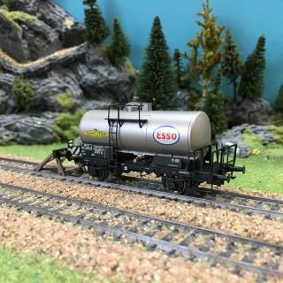 "Wagon citerne ""Simotra-Esso"" ép III SNCF-HO 1/87-BRAWA 49219"