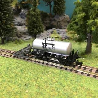 "Wagon citerne ""Paul Millet"" ép III SNCF-N 1/160-BRAWA 67501"