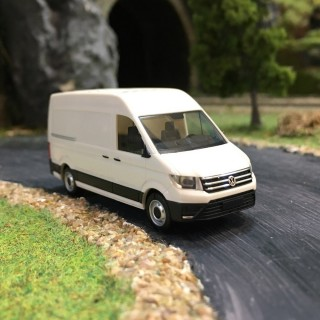 "VW Crafter ""Toit Haut"" Blanc-HO-1/87-HERPA 092982"