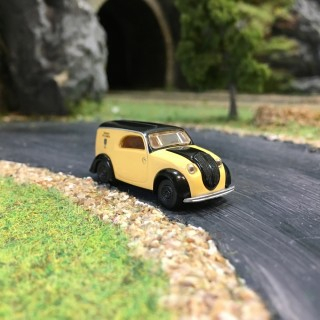 "Camionnette Steyr ""Baby"" 1946 OPT ép III-IV-HO-1/87-Starline Models 5397"