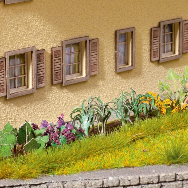 17 plantes pour bordures et potagers ho 1 87 noch 14054. Black Bedroom Furniture Sets. Home Design Ideas
