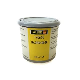 Colle brune pour flocage et ballast 250g-FALLER 170660