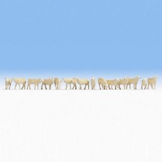 14 moutons-HO-1/87-NOCH 15749