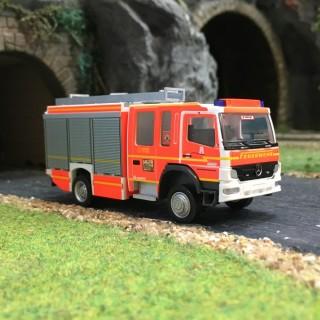 Iveco Magirus HLF Pompiers-HO-1/87-RIETZE 68308