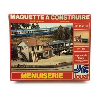 Menuiserie-HO 1/87-Jouef 1058 DEP67-121