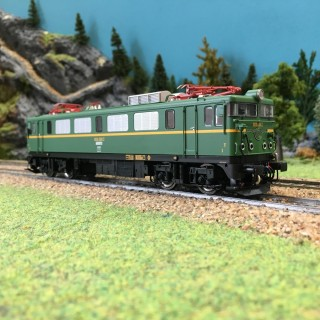 Locomotive 269-028 ép IV RENFE-HO-1/87-ELECTROTREN E2638