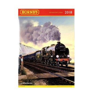 Catalogue général HORNBY 2018 154 pages-HORNBY 2018