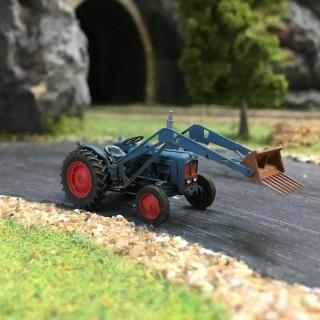 """Tracteur FORD """"Tracto-Pelle""""-HO 1/87-ARTITEC 387313"""