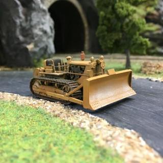 Bulldozer D7-HO 1/87-ARTITEC 387339