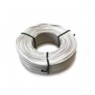 Fil blanc souple cuivre 100ml 0.14mm² HERKAT 3676