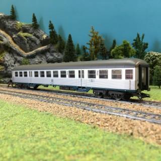 "Voiture voyageurs CL2 Bnb 719 ""Silberling"" DB ép IV-HO-1/87-TRIX 23491"