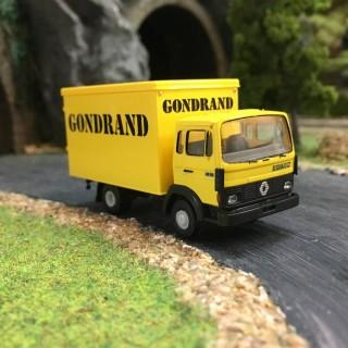 Renault JN90 Gondrand-HO-1/87-BREKINA 34860