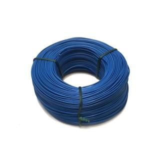 Fil bleu souple cuivre 100ml 0.14mm² HERKAT 3673