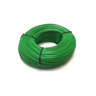 Fil vert souple cuivre 100ml 0.14mm² HERKAT 3672