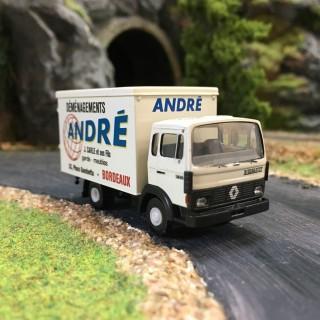 Renault JN90 Déménagements André-HO 1/87-BREKINA 34858