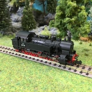 Locomotive Gr 897 ép II FS Digitale-N-1/160-FLEISCHMANN 709484