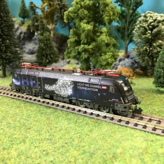 "Locomotive 1116 158 ""LID"" OBB ép VI-N 1/160-FLEISCHMANN 781702"