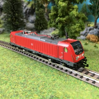 Locomotive C147 ép VI DB digital son-N 1/160-FLEISCHMANN 739071