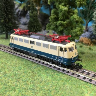 Locomotive C110 ép IV DB digital son-N 1/160-FLEISCHMANN 733877