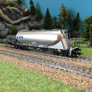 Wagon silo VTG ép VI-HO 1/87-PIKO 58430