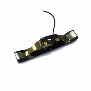Patin 3 rails AC 46mm -HO-1/87-ROCO 86031