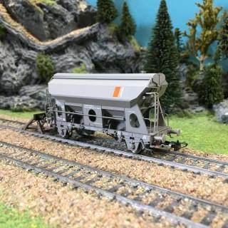 Wagon trémie avec chargement SBB-HO 1/87-PIKO 95979