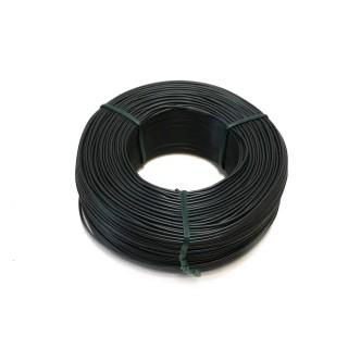 Fil noir souple cuivre 100ml 0.14mm² HERKAT 3675