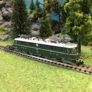 "Locomotive Ae 6-6 ""Cantonale"" CFF ép III-N 1/160-FLEISCHMANN 737211"