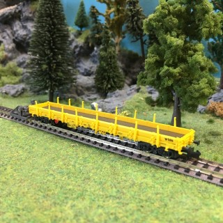 Wagon plat à Ranchers ép VI BLS-N-1/160-FLEISCHMANN 828822
