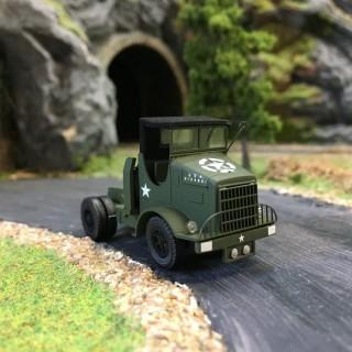 Marmon M426 Tracteur baché militaire-HO-1/87-SAI RETRO 87 4493