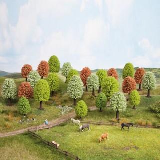 10 arbres de printemps 5 à 9 cm de haut-HO-NOCH 26906