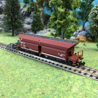 Wagon trémie type Fals 151 DB ép V-N-1/160-FLEISCHMANN 852704
