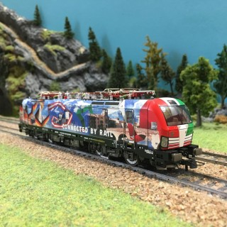 Locomotive 193 Vectron MRCE ép VI digitale son 3R-HO 1/87-ROCO 79979
