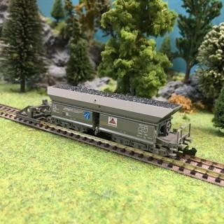 Wagon trémie type Faalns OBB ép V-N-1/160-FLEISCHMANN 852706