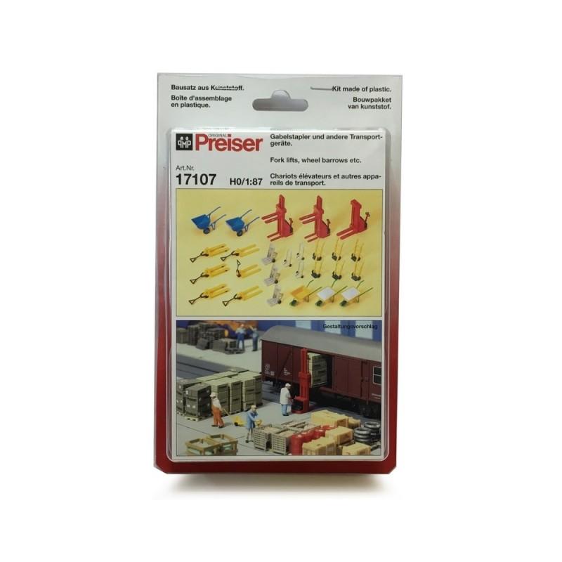 2 x Lego système foin fourche Spatule Marron Type 1 personnages accessoires 6103 1680 6040 4496