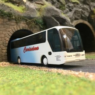 Bus Euroliner Carissimo-HO-1/87-RIETZE 63404