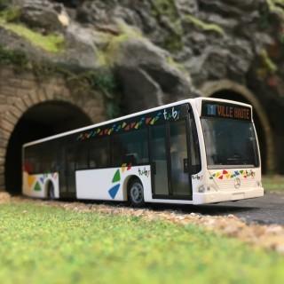 Bus Mercedes Citaro L1 Ville Haute-HO-1/87-RIETZE 66946