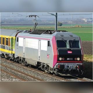Locomotive BB 26000 ép VI SNCF-HO 1/87-ROCO 73865